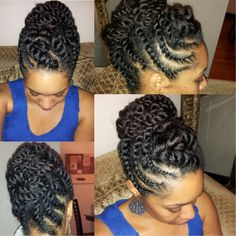 Admirable Protective Hairstyles Gallery Naturalbeauts Hairstyles For Women Draintrainus