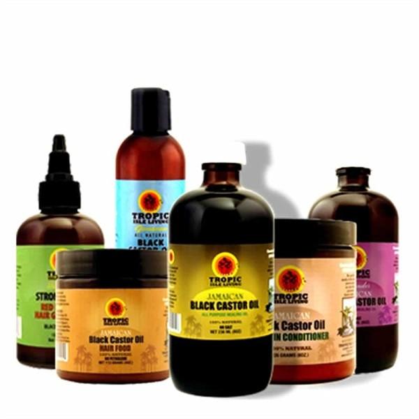 JAMAICAN BLACK CASTOR OIL (JBCO) CHALLENGE101