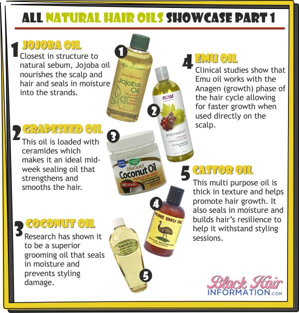 Natural Hair Oils Carrier Vs Essential Naturalbeauts