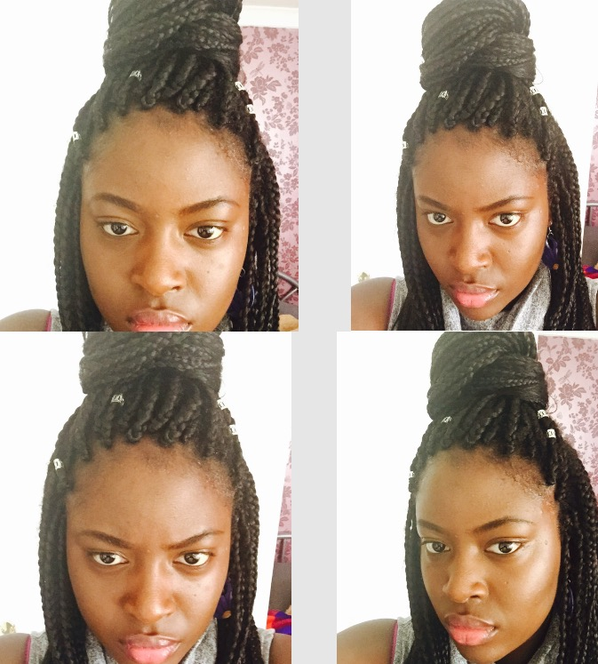 Few Updates: RESULTS of Protective hairstyle Challenge & London Natural Hair Week 2015